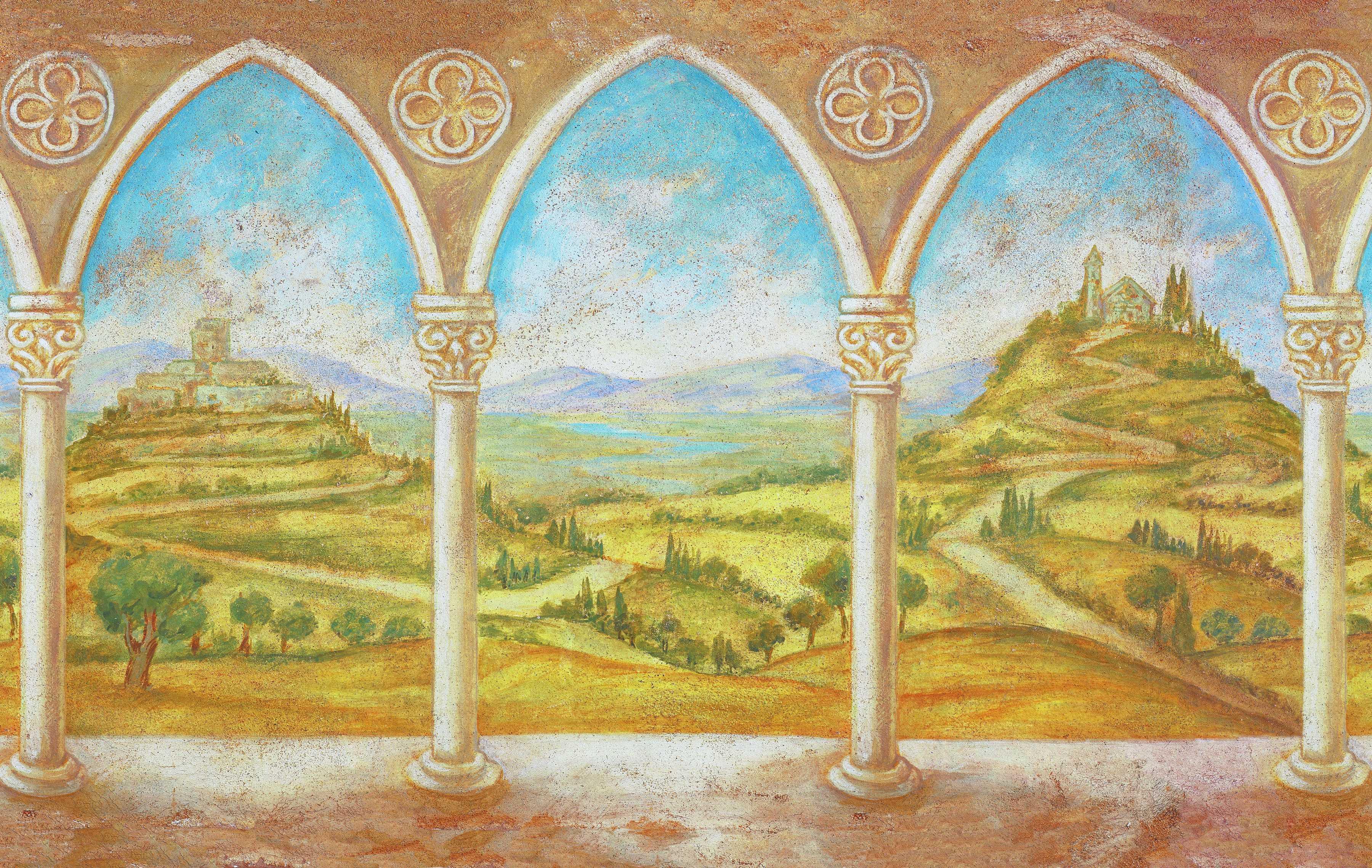 Exklusive Italienische Tapeten : KREATIVa.krebs: Wandmalerei – Malermeister Krebs – Lehrte