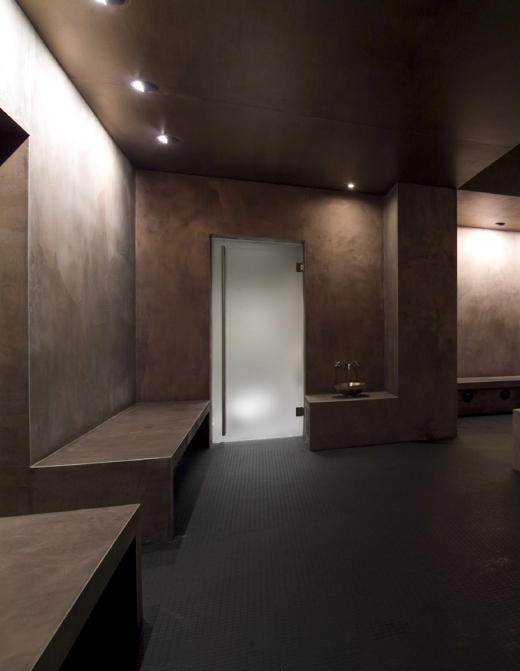 fugenlose wand u bodengestaltung. Black Bedroom Furniture Sets. Home Design Ideas