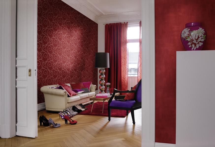 exklusive tapeten malermeister krebs lehrte. Black Bedroom Furniture Sets. Home Design Ideas